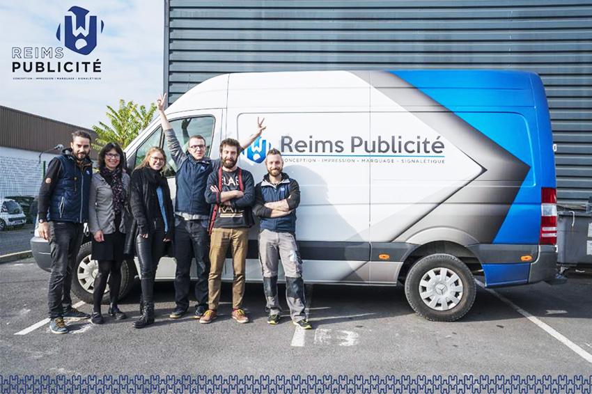 reims publicité communication