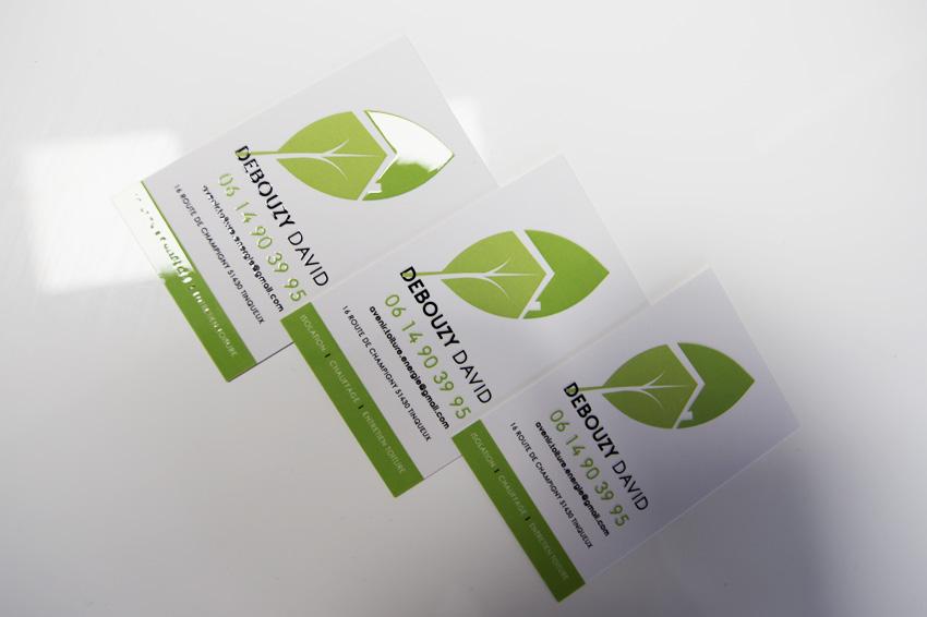 Cartes De Visite Avenir Toiture Energie