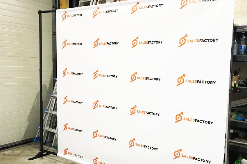 bâche photo displays signalétique sales factory bâche grand format communication