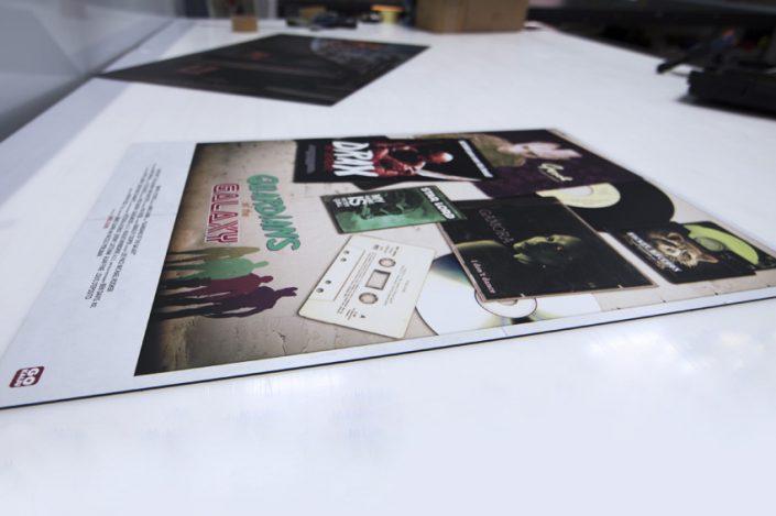 tirage art affiche film artiste grégory sacré panneau impression communication