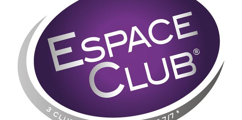 conception graphique refonte charte graphique logo espace club sport design communication publicité