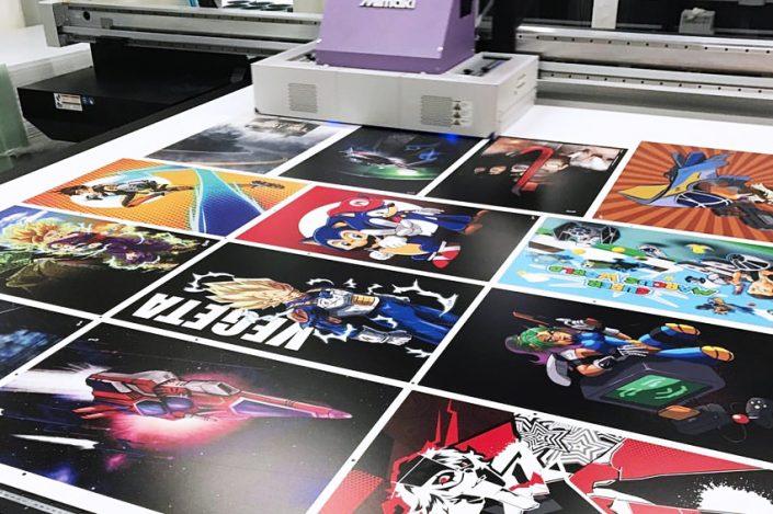 impression mimaki jfx 500-2131 tirage d'art artiste asroth dessin art communication publicité