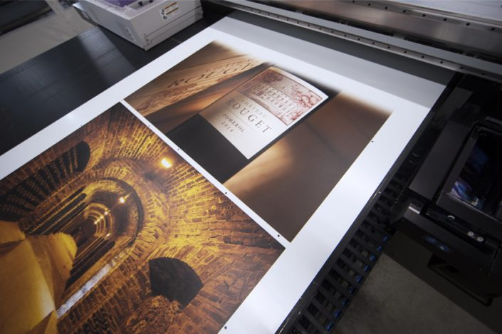 impression photographies mimaki jfx 500-2131 encre uv dibond art communication publicité