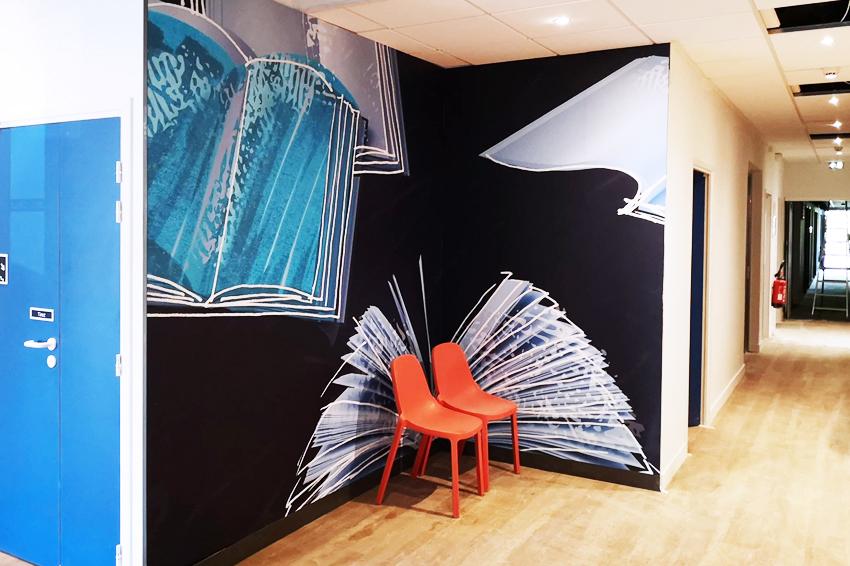 pose vinyle latest sol vinyle castorama lame prix pose. Black Bedroom Furniture Sets. Home Design Ideas