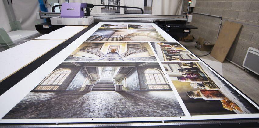 impression tirage d'art dibond artiste julien harlaut photographie encre uv mimaki jfx 500-2131 communication expo publicité