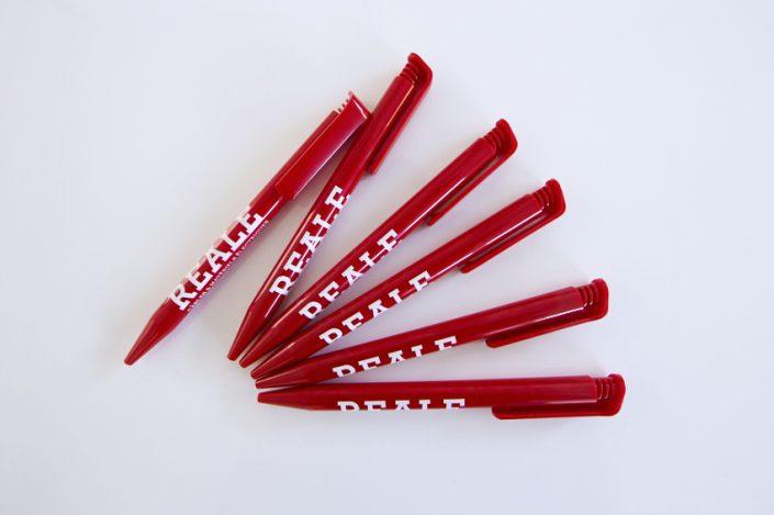 impression stylos objets publicitaires reale cables goodies communication publicité