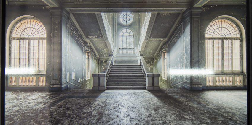 réalisation d'un tirage d'art impression cadre Julien Harlaut Photographie artiste photo communication publicité