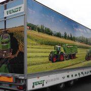marquage véhicule camion fendt